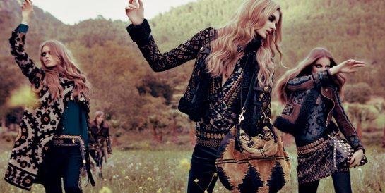 Gucci Fall-Winter 2008 . 2009 Womens + Mens Ad Campaign5