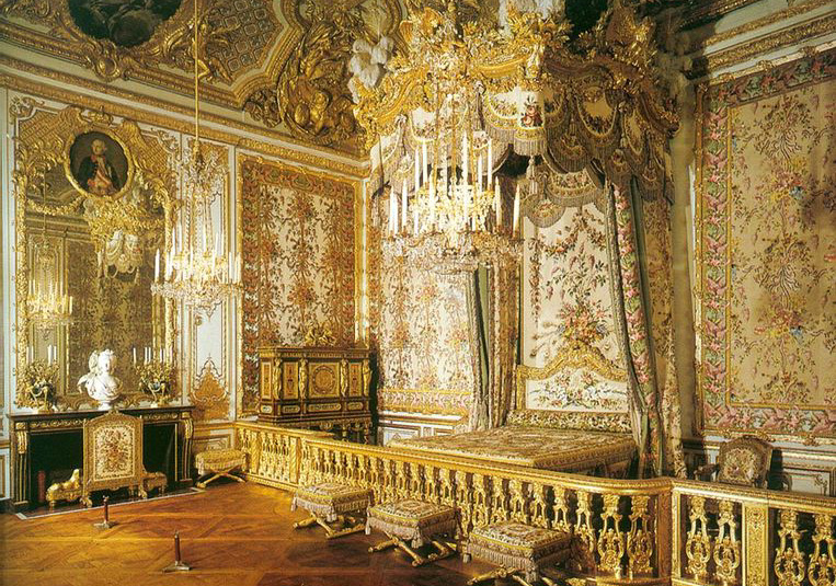 versailles queen s bedroom