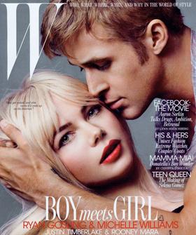 Blue Valentine Film on Michelle Williams Ryan Gosling W Cover Blue Valentine Movie Op