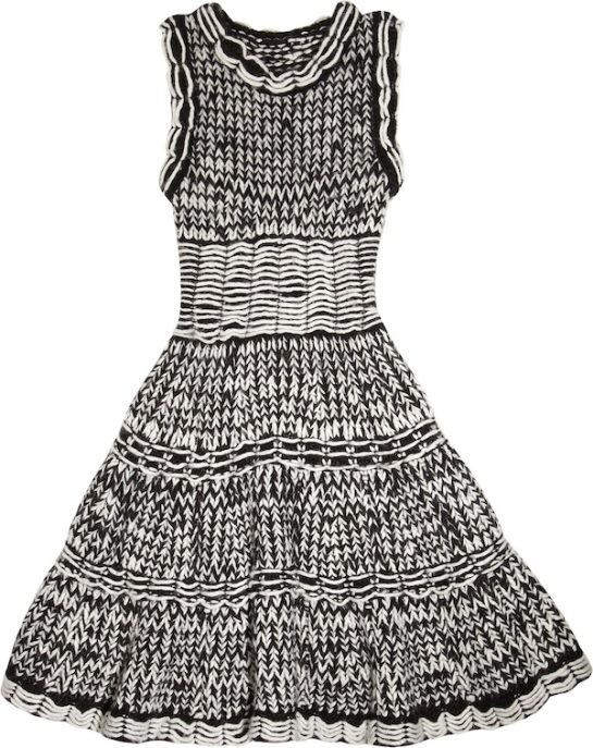 McQ-Alexander-McQueen-Knit-Dress