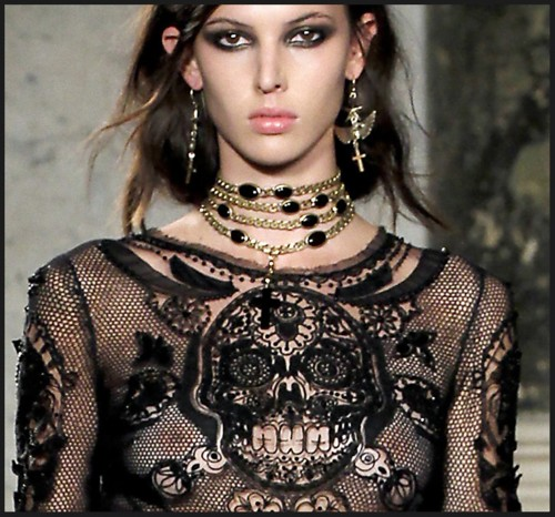 ruby-aldridge-in-an-emlio-pucci-skull-lace-top
