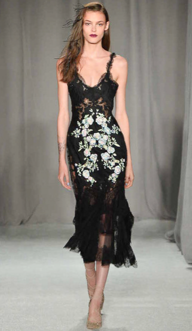 marchesa couture 2014 spring embroidery