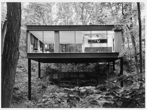 ferris bueller house - modern - architecture - keenan evans