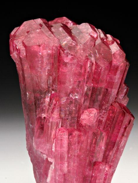 keenan evans geode - crystal - raw - rock - ruby