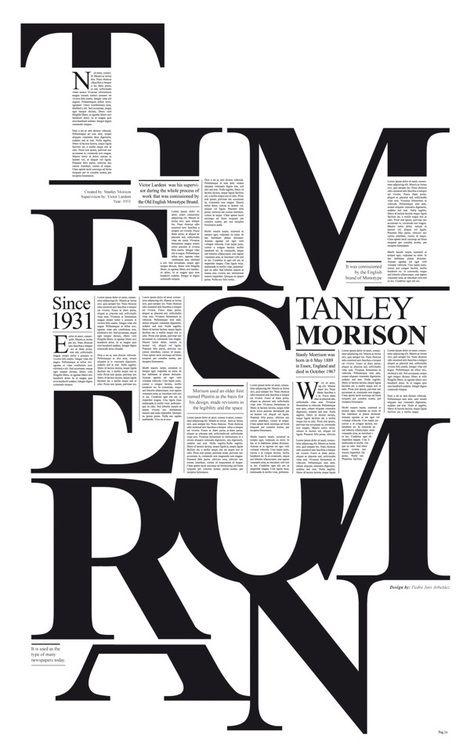 Typography inspiration - keenan evans