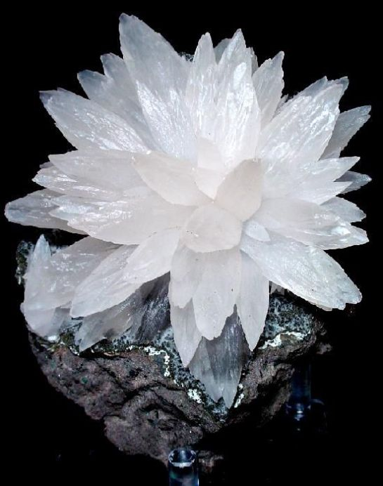 keenan evans flower crystal calcite